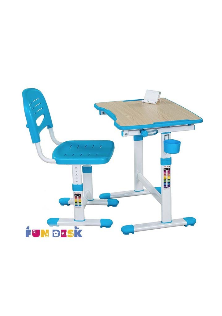 FunDesk PICCOLINO II Blue