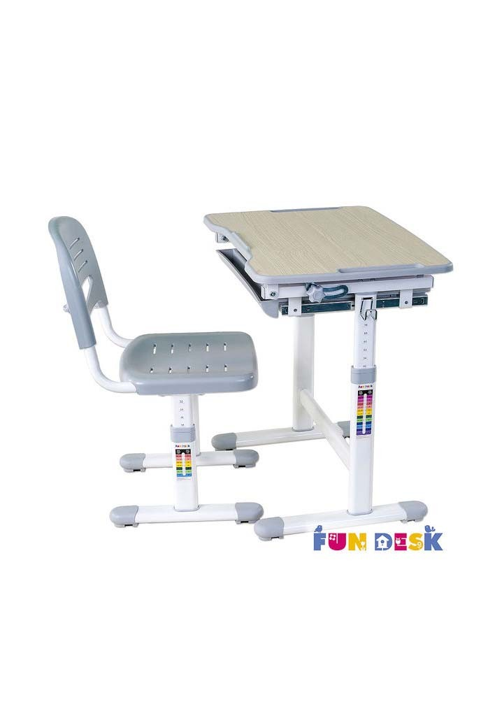 FunDesk PICCOLINO GREY